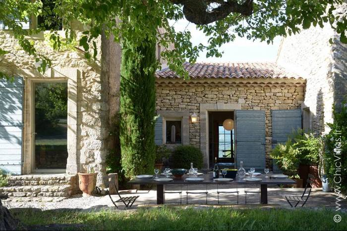 Paradis en Luberon - Luxury villa rental - Provence and the Cote d Azur - ChicVillas - 15