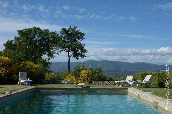 Paradis en Luberon - Luxury villa rental - Provence and the Cote d Azur - ChicVillas - 3