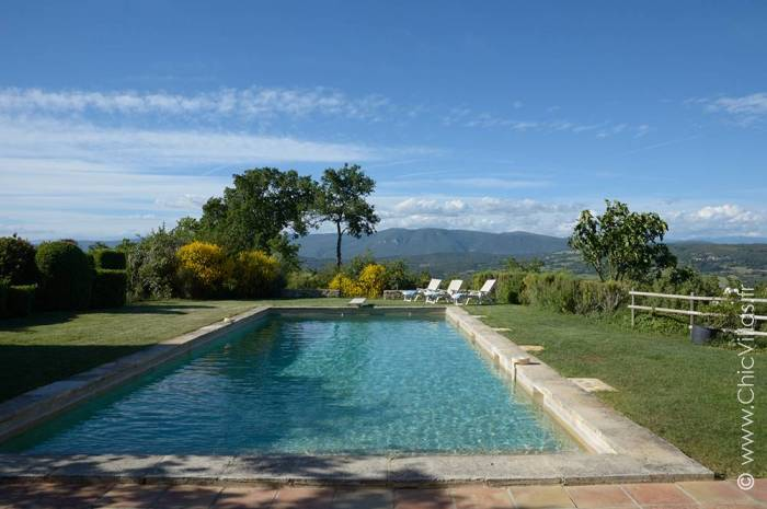 Paradis en Luberon - Luxury villa rental - Provence and the Cote d Azur - ChicVillas - 30