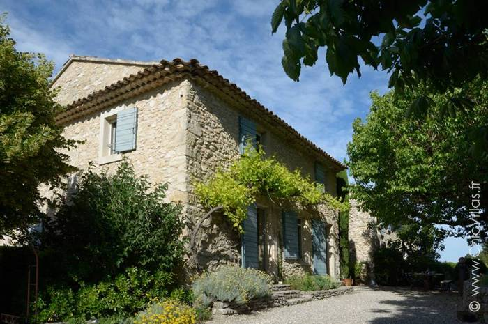 Paradis en Luberon - Luxury villa rental - Provence and the Cote d Azur - ChicVillas - 4