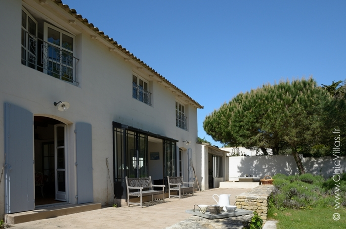 Plage de Re - Location villa de luxe - Vendee/ Charentes - ChicVillas - 11
