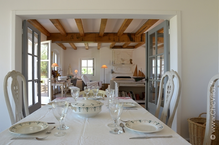 Plage de Re - Location villa de luxe - Vendee/ Charentes - ChicVillas - 15
