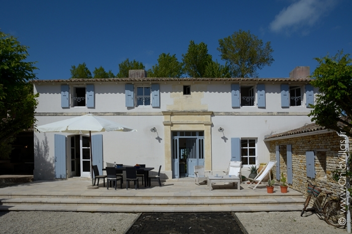 Plage de Re - Location villa de luxe - Vendee/ Charentes - ChicVillas - 17