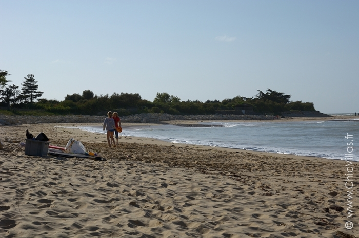 Plage de Re - Location villa de luxe - Vendee/ Charentes - ChicVillas - 2