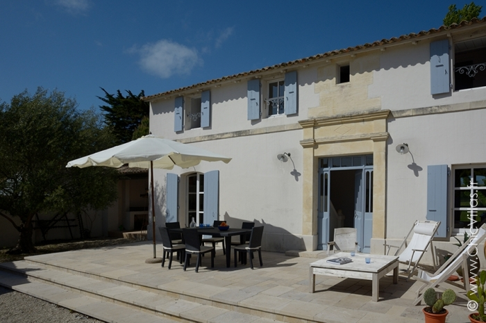 Plage de Re - Location villa de luxe - Vendee/ Charentes - ChicVillas - 20