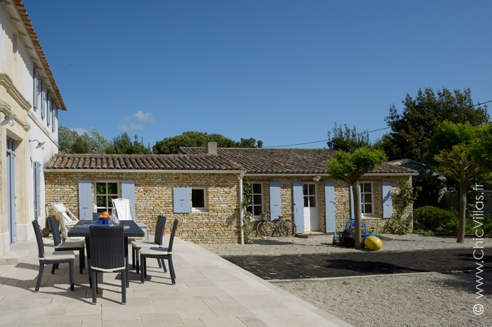 Plage de Re - Location villa de luxe - Vendee/ Charentes - ChicVillas - 22