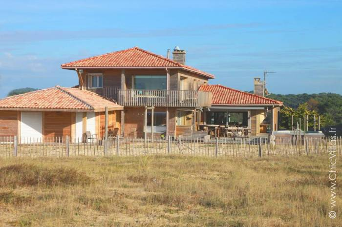 Plage des Landes - Luxury villa rental - Aquitaine and Basque Country - ChicVillas - 1