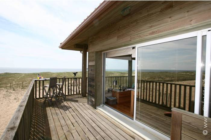 Plage des Landes - Luxury villa rental - Aquitaine and Basque Country - ChicVillas - 12