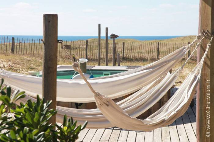 Plage des Landes - Luxury villa rental - Aquitaine and Basque Country - ChicVillas - 16