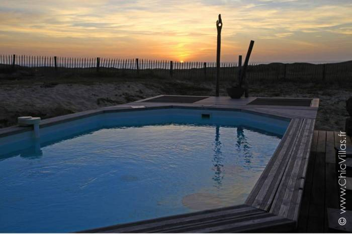Plage des Landes - Luxury villa rental - Aquitaine and Basque Country - ChicVillas - 2