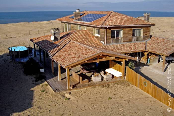 Plage des Landes - Luxury villa rental - Aquitaine and Basque Country - ChicVillas - 25