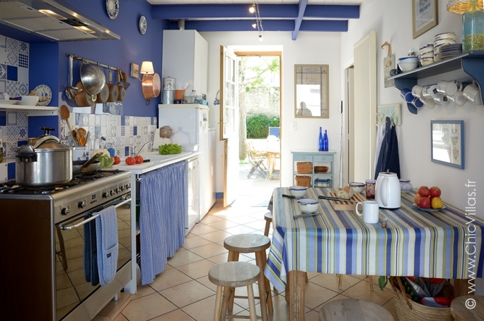 Plage et Village - Luxury villa rental - Brittany and Normandy - ChicVillas - 11