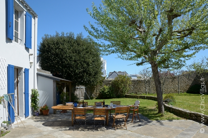 Plage et Village - Luxury villa rental - Brittany and Normandy - ChicVillas - 12