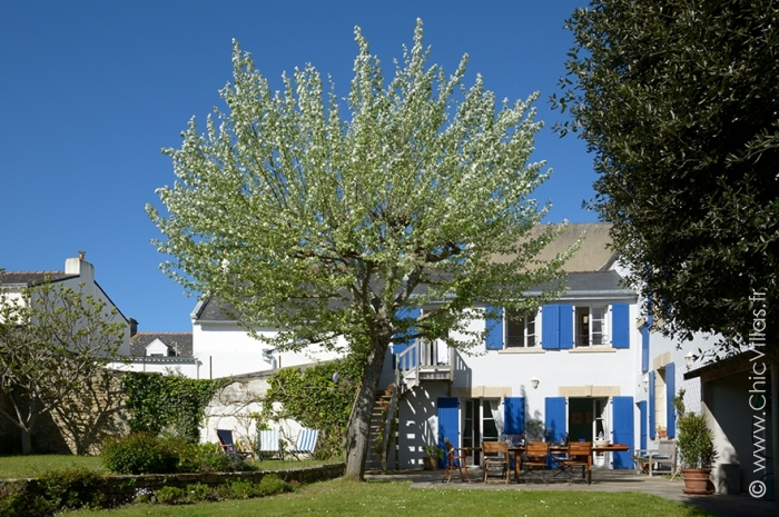 Plage et Village - Luxury villa rental - Brittany and Normandy - ChicVillas - 18