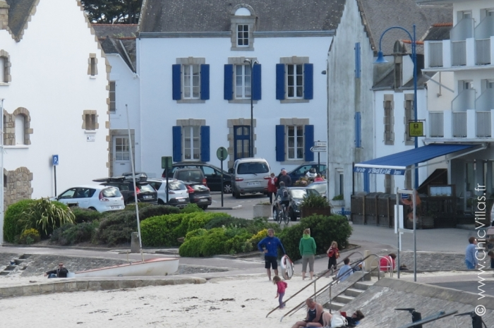 Plage et Village - Location villa de luxe - Bretagne / Normandie - ChicVillas - 2