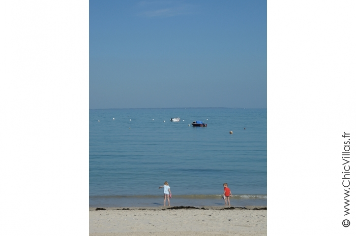 Plage et Village - Location villa de luxe - Bretagne / Normandie - ChicVillas - 20