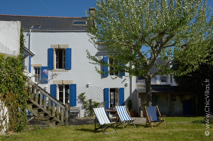 Plage et Village - Location villa de luxe - Bretagne / Normandie - ChicVillas - 24