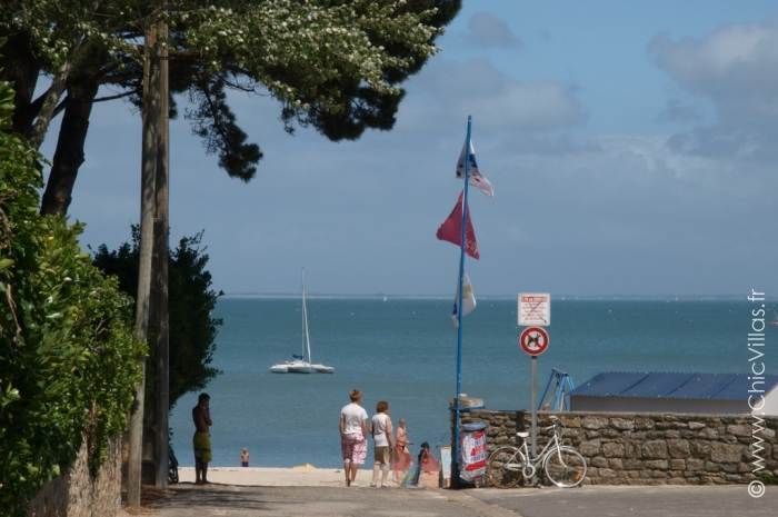 Plage et Village - Location villa de luxe - Bretagne / Normandie - ChicVillas - 26