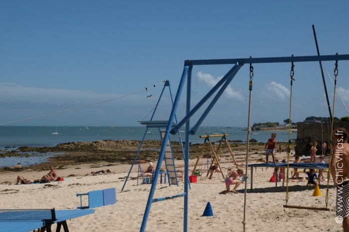Plage et Village - Location villa de luxe - Bretagne / Normandie - ChicVillas - 28