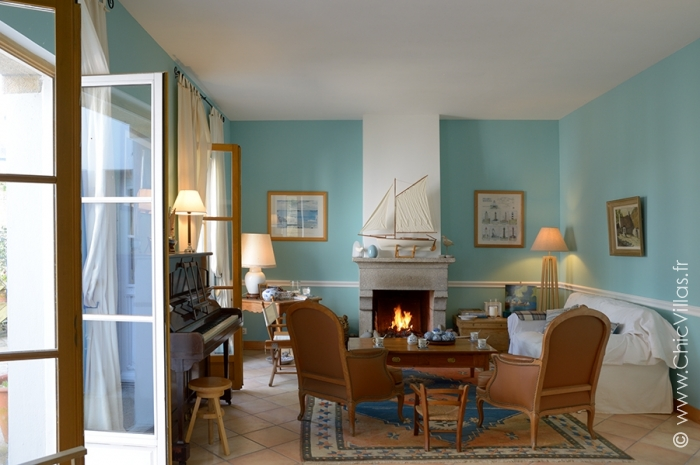 Plage et Village - Luxury villa rental - Brittany and Normandy - ChicVillas - 4