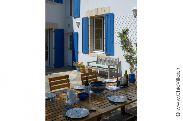 Plage et Village - Luxury villa rental - Brittany and Normandy - ChicVillas - 6