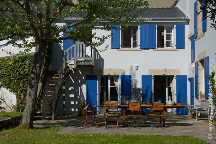 Plage et Village - Location villa de luxe - Bretagne / Normandie - ChicVillas - 9
