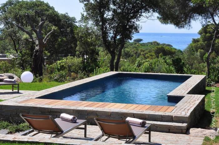 Plages de Porto Vecchio - Location villa de luxe - Corse - ChicVillas - 1