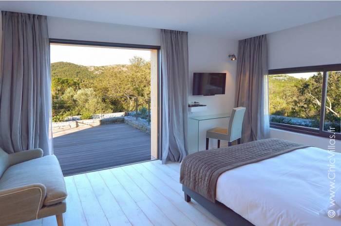 Plages de Porto Vecchio - Location villa de luxe - Corse - ChicVillas - 10