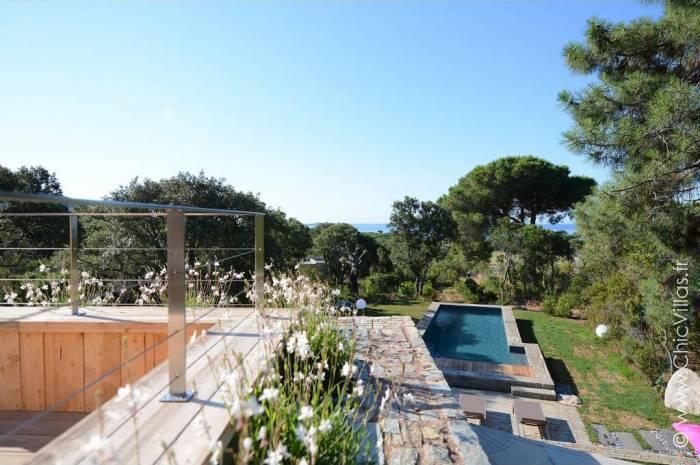 Plages de Porto Vecchio - Location villa de luxe - Corse - ChicVillas - 11