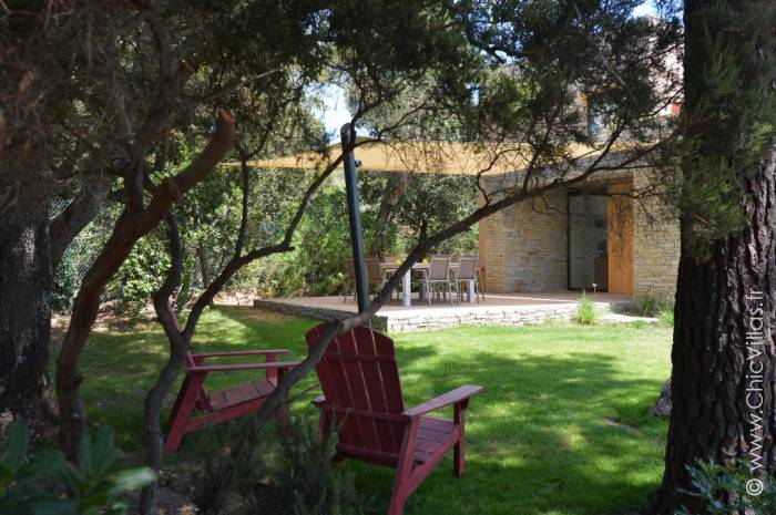Plages de Porto Vecchio - Location villa de luxe - Corse - ChicVillas - 19