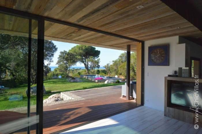 Plages de Porto Vecchio - Location villa de luxe - Corse - ChicVillas - 8