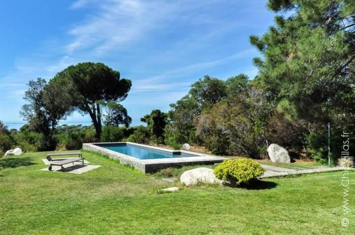 Plages de Porto Vecchio - Location villa de luxe - Corse - ChicVillas - 9
