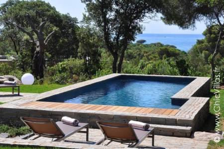 Holiday villa in Corsica Plages de Porto-Vecchio