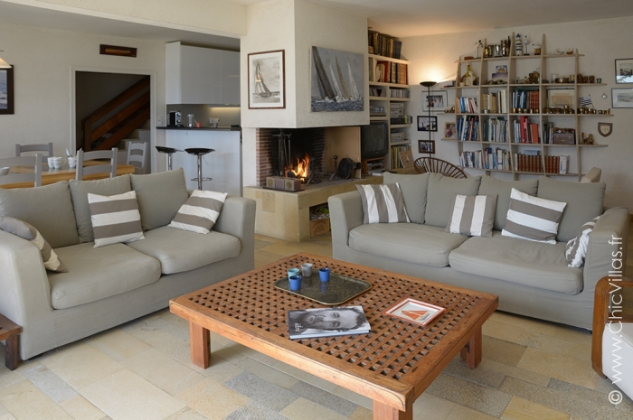 Plages et Regates - Luxury villa rental - Brittany and Normandy - ChicVillas - 5