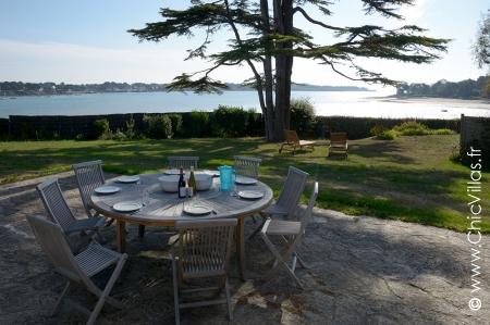 Holiday rental villa in Morbihan