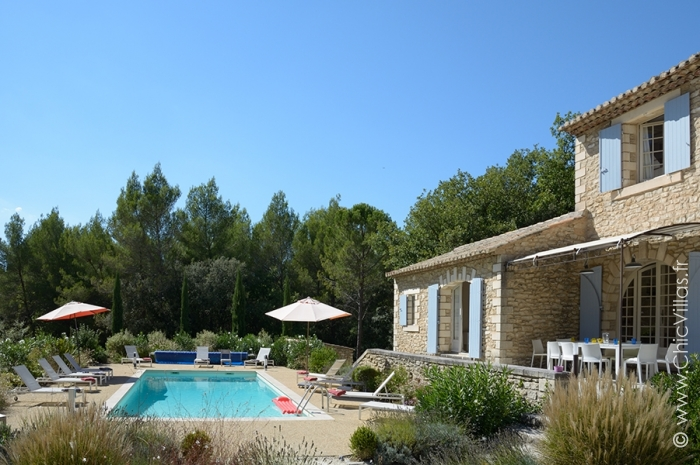 Provence  ou Luberon - Luxury villa rental - Provence and the Cote d Azur - ChicVillas - 15