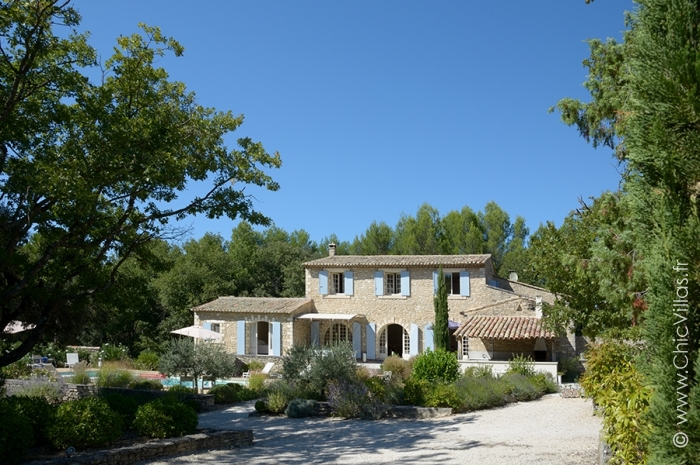 Provence  ou Luberon - Luxury villa rental - Provence and the Cote d Azur - ChicVillas - 2