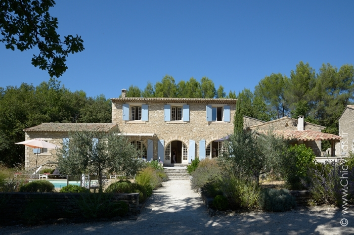 Provence  ou Luberon - Luxury villa rental - Provence and the Cote d Azur - ChicVillas - 26