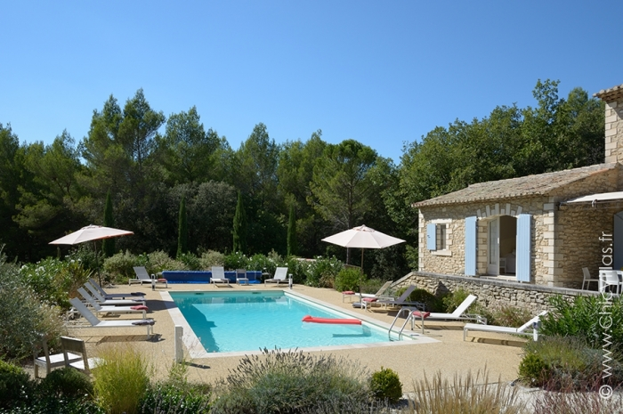 Provence  ou Luberon - Luxury villa rental - Provence and the Cote d Azur - ChicVillas - 3