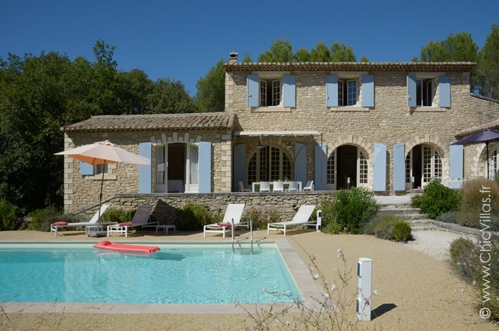 Provence  ou Luberon - Luxury villa rental - Provence and the Cote d Azur - ChicVillas - 9