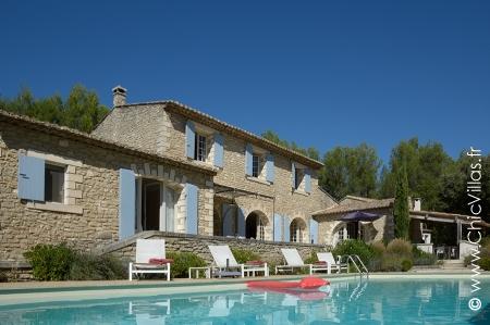 Provence  ou Luberon - Location de Villas de Luxe avec Piscine en Provence / Cote d Azur | ChicVillas
