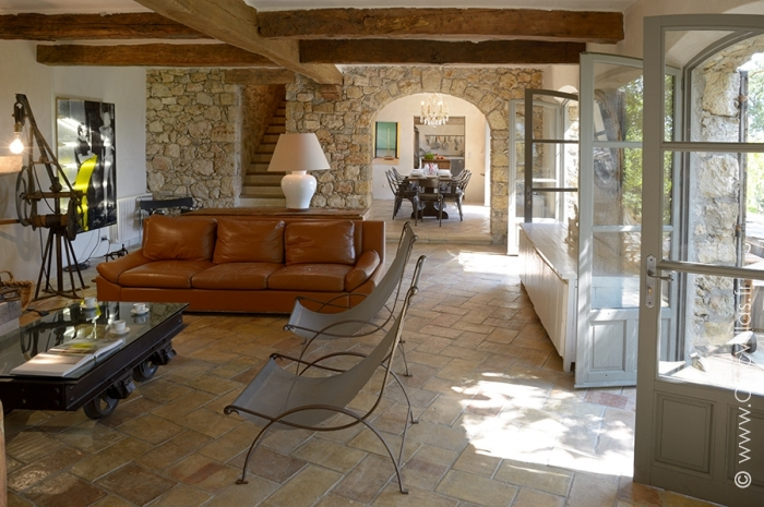 Provence Authentique - Location villa de luxe - Provence / Cote d Azur / Mediterran. - ChicVillas - 8