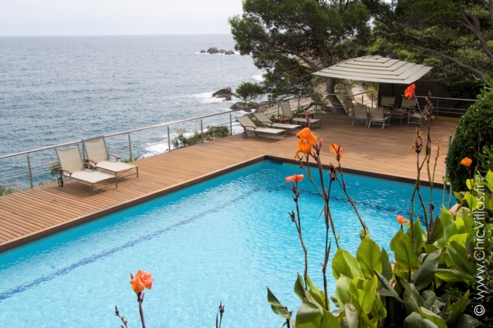 Pure Luxury Costa Brava - Luxury villa rental - Catalonia (Sp.) - ChicVillas - 13
