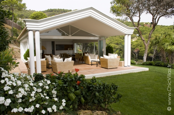 Pure Luxury Costa Brava - Luxury villa rental - Catalonia (Sp.) - ChicVillas - 27