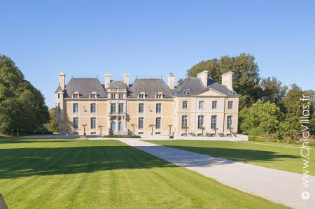 Castle for hire Pure Luxe Normandy