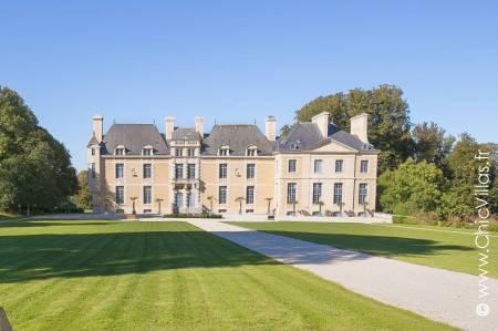 Location de château Pure Luxe Normandy