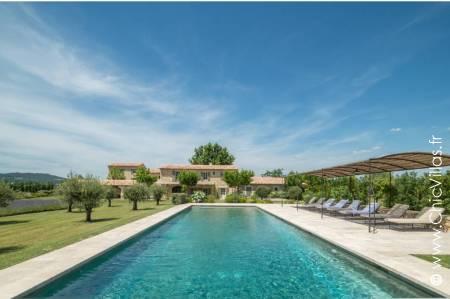 Villa de luxe à louer, Pure Luxury Provence