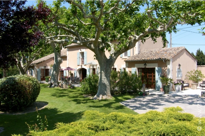 Luxurious house rental in Provence