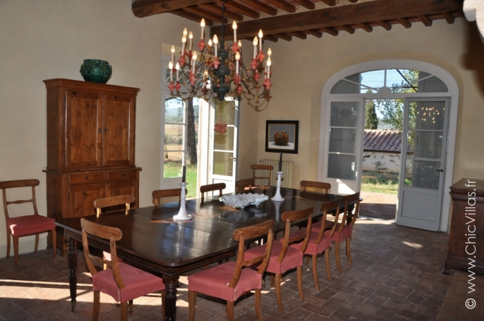 Pure Toscane - Luxury villa rental - Tuscany (Ita.) - ChicVillas - 10