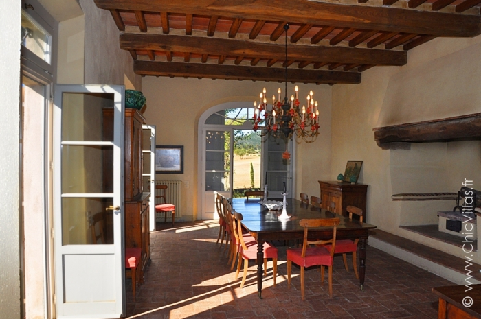 Pure Toscane - Luxury villa rental - Tuscany (Ita.) - ChicVillas - 9